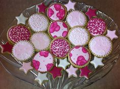 Decorated Cookies via #TheCookieCutterCompany