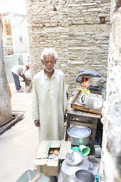 The Tea Man of Ajmer