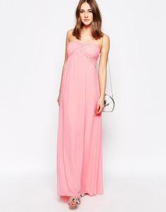 Glamorous | Glamorous Maxi Dress With Bandeau Top at ASOS