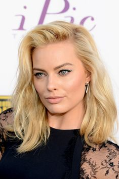 Margot Robbie at Critics' Choice Awards