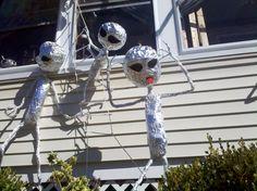 Aliens for Halloween