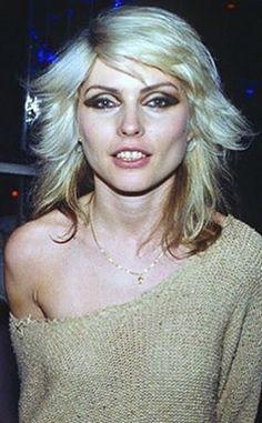 **1978 - Debbie Harry from Blondie