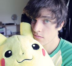 KickThePj. He's kind of gorgeous. ;) New fav youtuber I mean literally a genius this man. Go check him out!