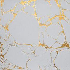 Wabi - Bone - Calico Wallpaper
