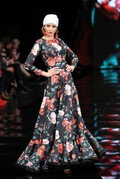 Traje de Flamenca - Yolanda-Moda-Flamenca- - Simof-2017