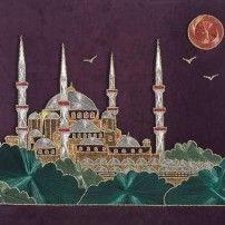 Filografi Sultan Ahmet Camii