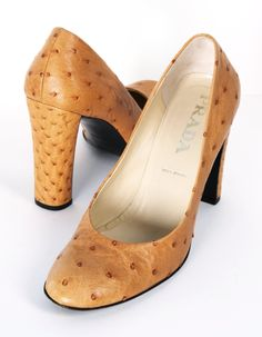 PRADA HEELS @SHOP-HERS paired with @graceadele Emma-Sand https://robinson.graceadele.us/GraceAdele/Buy/ProductDetails/10535