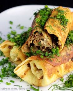 Diet Recipes, Cooking Recipes, Healthy Recipes, Crepe Recipes, Tasty, Yummy Food, Nigella, Natural Health, Food And Drink
