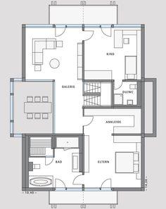HUF Haus ART 4- Großzügiges Raumprogramm und viel Liebe zum Detail - HUF HAUS