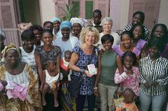 Made With Love founder Mary Jane Marcasiano http://www.indiegogo.com/projects/made-with-love-project-in-africa/x/129975