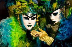 "David J. Nightingale - ""Venice Carnival 2012 #11"""