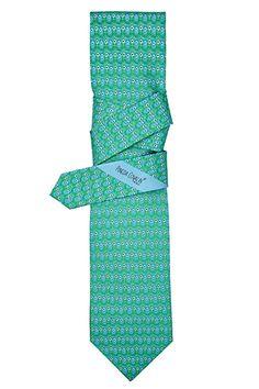 #Corbata #Slim pavo real Verde. #Diseño #Estilo #México #PinedaCovalin #Tie