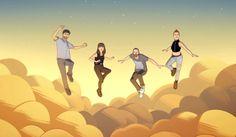 """Chvrches lanza el video de """"Bury It"""" con la colaboración de la cantante de Paramore"""