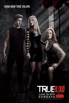 True Blood Poster season 4 by katiem24.deviantart.com on @deviantART