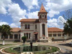 Barbacena, MG - Brasil Museu da Loucura (antigo hospital psiquiátrico)