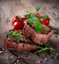 Perfect Pan Seared Filet Mignon