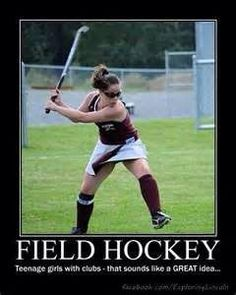 Image result for getting ready for Field hockey meme