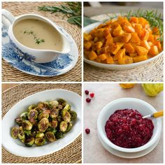 Here are 10 easy paleo Thanksgiving sides for a stress-free holiday. All of these recipes are gluten-free and grain-free, and can be made ahead.