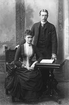 Princess Irene of Hesse and Prince Heinrich of Prussia
