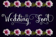 Wedding Font from FontBundles.net
