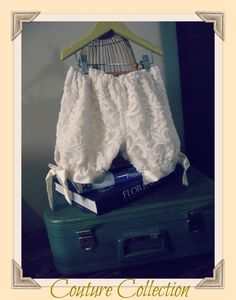 Genevieve Haute Couture Bubble Shorts for Girls and teens by LuLuetGiGi, $60.00