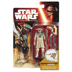 Enter the world of Star Wars and launch into action and adventure! A vigilant law officer on a mostly lawless world, the tough and humorless Constable Zuvio