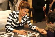 From Team Priyanka: Here's Priyanka Chopra at the Guess store interacting with her fans. London could not have asked for more!  http://flr.pt/1mnwsEU
