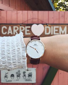 Buy watches, rings, bracelets, accessories and jewelry with timeless design for both men and women. Elegant Watches, Beautiful Watches, Daniel Wellington Watch, Expensive Watches, You Gave Up, Dress Me Up, Timeless Design, Heart Charm, Paper Dolls