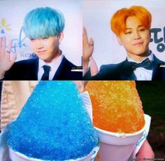 BTS Suga & Jimin