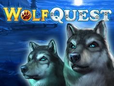 Let's Play Wolf Quest Game from Slot Machines. Now Available in http://www.playros.com/casino