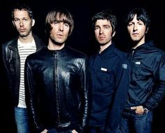 Oasis. They really only had one good album in them, but man, what an album. Classic.