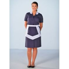 Hotel Uniform, Maid Uniform, Maid Outfit, Maid Dress, Long Blouse, Sheer Blouse, Blouse Nylon, Staff Uniforms, Dresses For Work