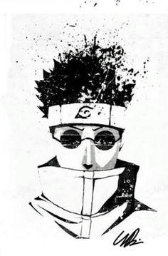 Shino Aburame (油女シノ, Aburame Shino) is one of the main supporting characters of the series. He is a chūnin-level shinobi of Konohagakure's Aburame clan and a member of Team Kurenai. Naruto Uzumaki, Anime Naruto, Shikamaru, Naruto Art, Naruto And Sasuke, Gaara, Kakashi, Boruto, Manga Anime