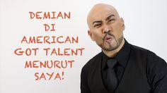 Demian Aditya American Got Talent menurut Deddy Corbuzier u are idiot. watch and DONT EDIT MY WORDS.. I warned you