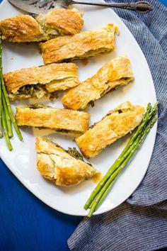 Spring Vegetable Breakfast Braid @FoodBlogs