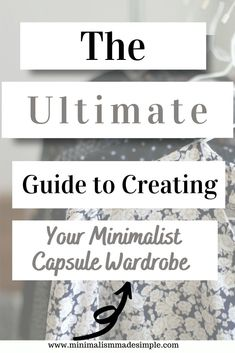 Minimalism Blog, Capsule Wardrobe How To Build A, Declutter Your Mind, Minimalist Closet, Minimalist Quotes, Minimal Wardrobe, Minimal Living, Consumerism, Find A Job