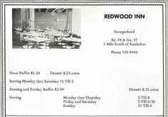 Kankakee, IL - Redwood Inn.