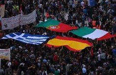 Governo de Merkel quer mais austeridade na Europa do Sul