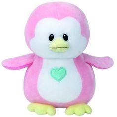 6 Inch PONGO the Baby Penguin Ty Beanie Baby NEW MWMT