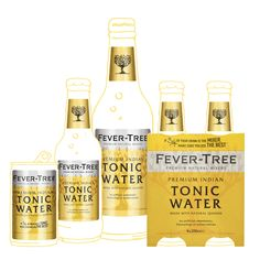 A very soft flavour. The subtle and supportive citrus and fruit notes are perfectly balanced by the bitterness of natural quinine. Fever Tree Tonic Water, Gins Of The World, Bitterness, Cocktails, Drinks, Gin And Tonic, Mixers, Beer Bottle, Sugar Free