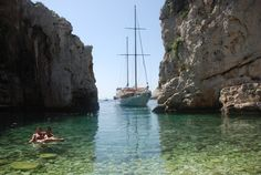Tajna uvala kod Dubrovnika -Croacia