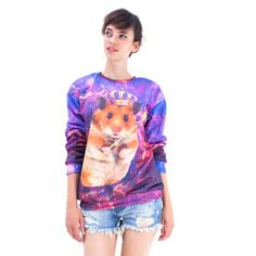 King Hamster sweater