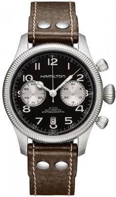 H60416533 - Authorized Hamilton watch dealer - Mens Hamilton Field Pioneer Chrono, Hamilton watch, Hamilton watches