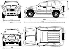 Jeep Cherokee III • Dane techniczne • AutoCentrum.pl