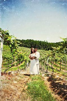 A VA Vineyard Wedding