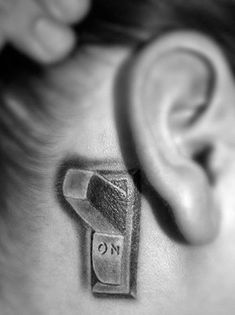 25 Optical Illusion Tattoos That Will MELT Your Brain - Bursting at the Seams