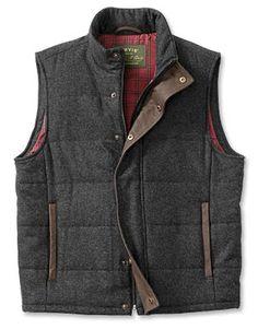 Orvis CFO collection Grand Central town vest