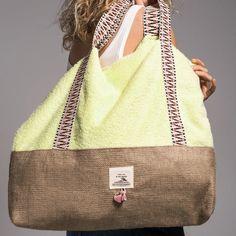 ec41d9e28dcc26 Women Towel Fabric Tote Beach Bags Large Capacity Floral Print Shoulder Bags