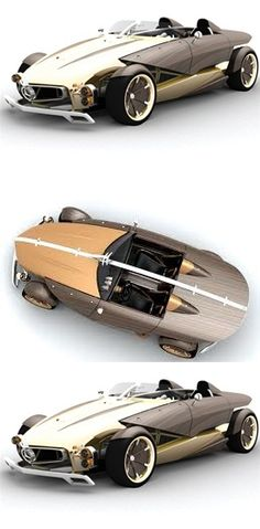Concept Mercedes-Benz RECY