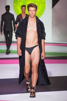 Versace Mens Spring/Summer 2014